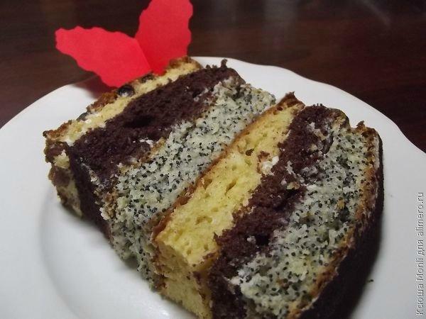 Рецепт королевского торта с фото